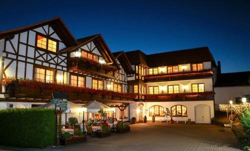 Hotel Thüringer Hof front view