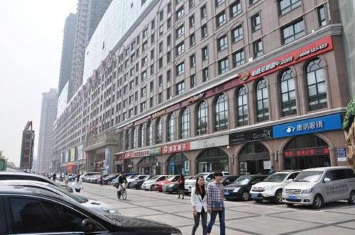 Shijiazhuang Air Garden Happy Hotel-style Short-rent Apartment