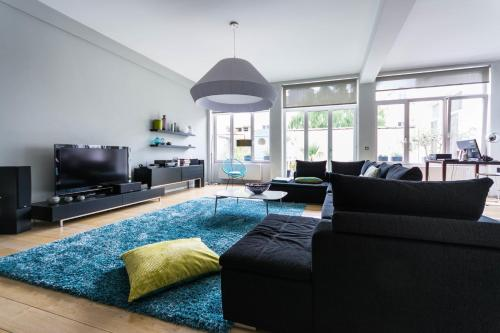 Brussels city center apartment