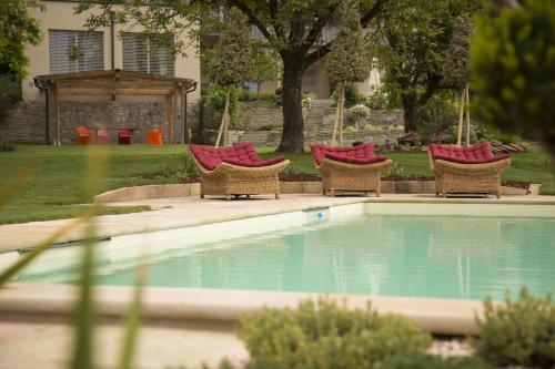 Landvilla Pia - Comfort Apartment mit 1 Schlafzimmer und Balkon