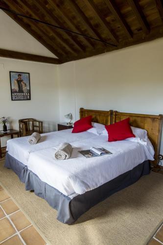 Habitación Doble Hotel Cortijo del Marqués 6