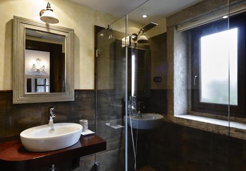 Habitación Doble - 1 o 2 camas - Uso individual Hotel Rustico Lugar Do Cotariño 21