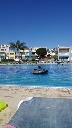 Swim In Marina Albufeira Cerro de Aguia Algarve Portogallo