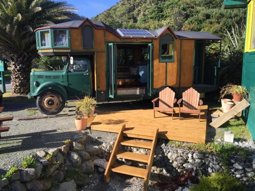 Punakaiki Beach Hostel, Punakaiki