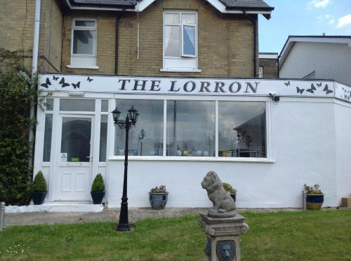 The Lorron hotel in Sandown