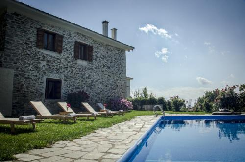 Country Hotel Triantafillies - Portaria Greece