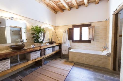 Villa Deluxe de 2 dormitorios Agroturismo Can Guillem 7