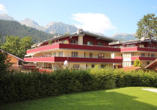 Ski-In/Ski-Out Appartements Augasse - Apartment mit 1 Schlafzimmer und Balkon