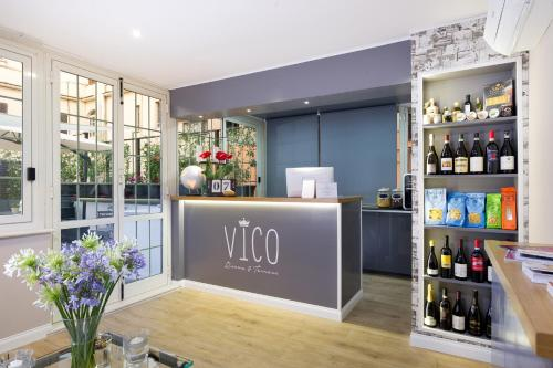 Vico Rooms and Terrace, Rome