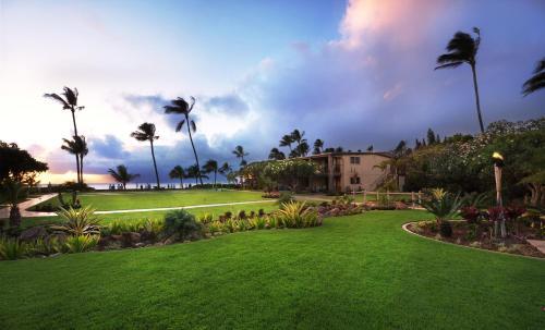 The Mauian Hotel on Napili Beach