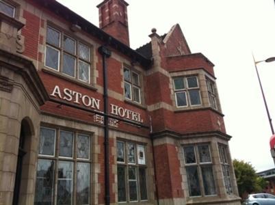 Aston Hotel,Birmingham