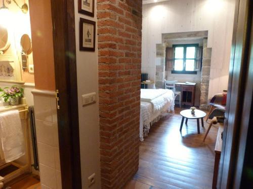 Habitación Doble - 1 o 2 camas Casona de San Pantaleón de Aras 8