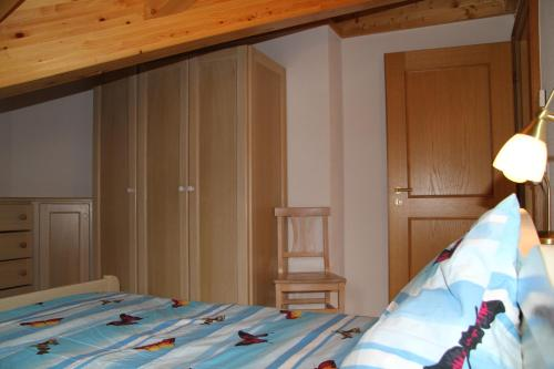 Apartment mit 1 Schlafzimmer - Dachgeschoss (43) (One-Bedroom Apartment - Attic (43))