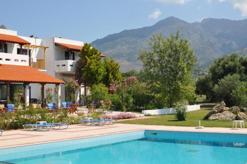 Studios -Hotel Villa Yliessa