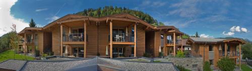 Resort Tirol - Apartment mit 2 Schlafzimmern und Terrasse