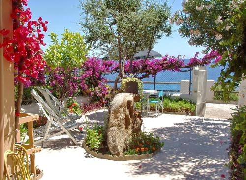 Sardinian Flat on the Mediterranean Sea in Cala Gonone