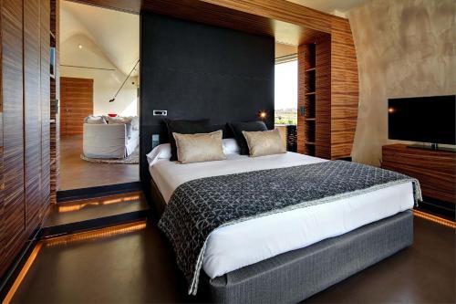 Suite Deluxe Cava & Hotel Mastinell 2