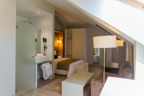 Habitación Doble - 1 o 2 camas Tinas de Pechon 32