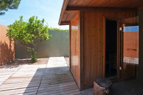 Villa Deluxe de 1 dormitorio Mas Falgarona 2