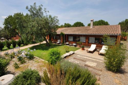Villa Deluxe de 1 dormitorio Mas Falgarona 3
