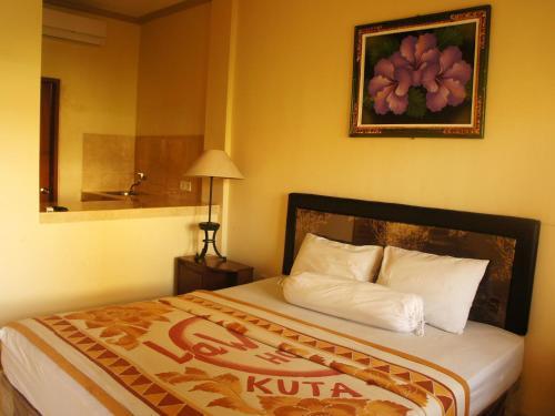 Отель La Mulya Legian Hotel 0 звёзд Индонезия