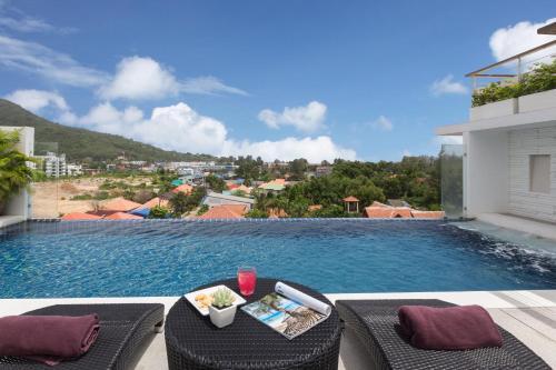 G1 Hotel Kamala Beach front view