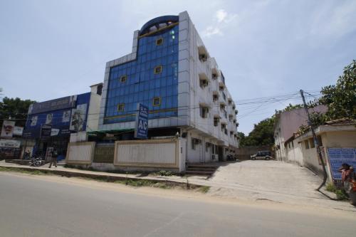 S.R.Ashwin Residency front view