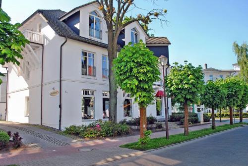 Отель Villa Saxonia - Appartment 8 0 звёзд Германия