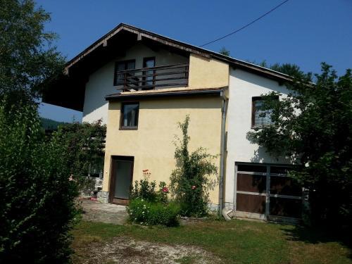 Bosnian Village House
