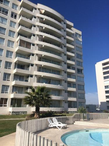 Departamento Playa Pacifico front view