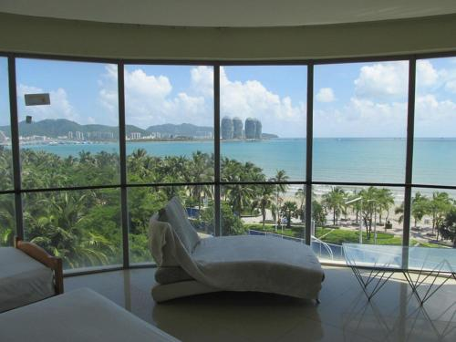 Sanya Qinfang Seaview Apartment