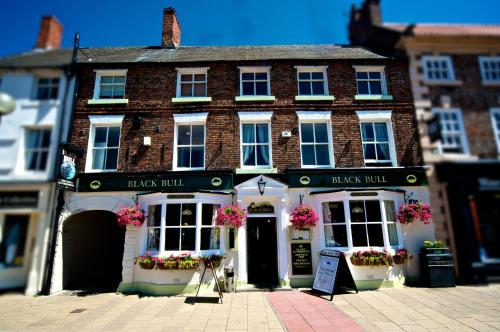 Photo of Black Bull Hotel Bed and Breakfast Accommodation in Northallerton North Yorkshire