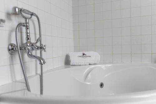 Habitación Doble con bañera de hidromasaje Casona del Nansa 10