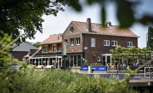 Отель Hotel Eetcafé In d'Ouwe Peel 0 звёзд Нидерланды