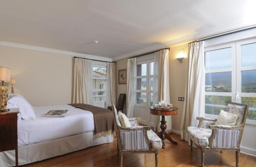 Superior Double or Twin Room with Mountain View - single occupancy Casona del Boticario 3