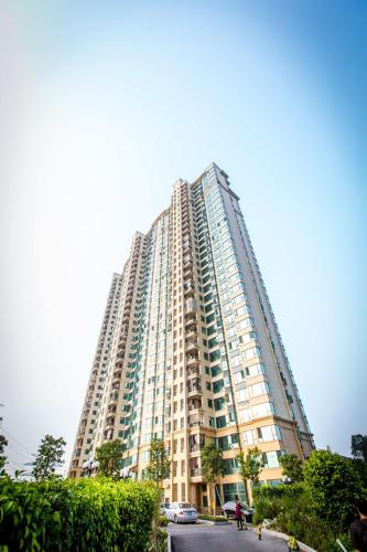 Huangjia Park Holiday Apartment front view