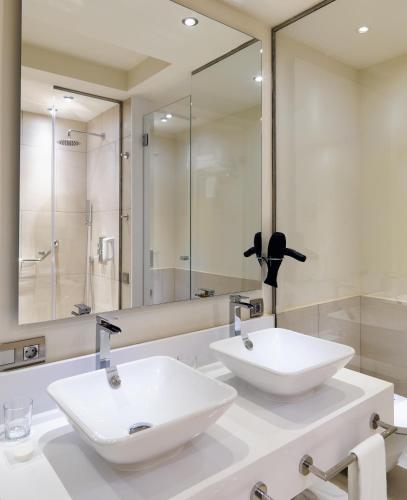 Comfort Doppelzimmer mit Meerblick XQ El Palacete 1