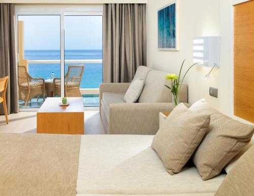 Comfort Doppelzimmer mit Meerblick XQ El Palacete 3