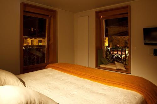 Suite Junior con vistas al jardín - No reembolsable Echaurren Hotel Gastronómico 4