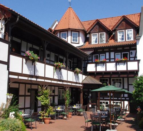 Отель Landhotel & Restaurant Kains Hof 3 звезды Германия