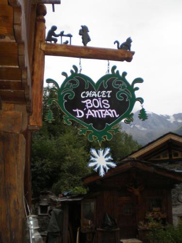 Chalet Bois d'Antan
