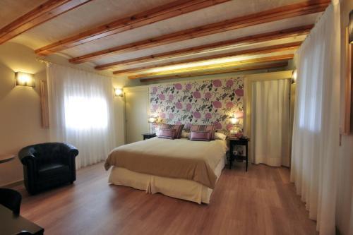 Habitación Doble Superior con vistas al jardín - 1 o 2 camas Hotel El Convent 1613 19
