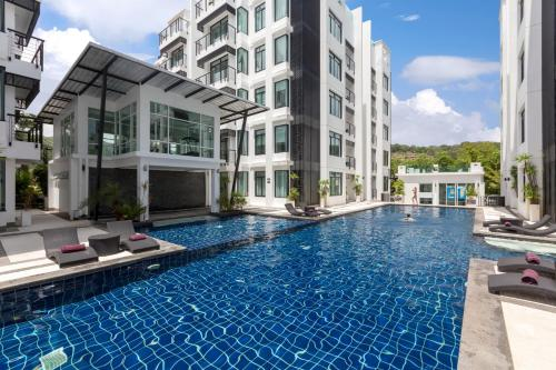 Отель The Regent Phuket Serviced Apartment Kamala Beach 3 звезды Таиланд