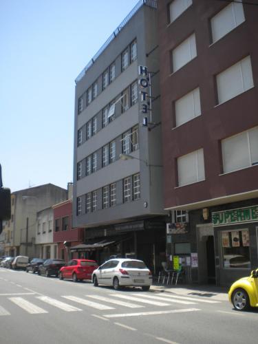 Отель Hotel Camiño de Santiago 1 звезда Испания