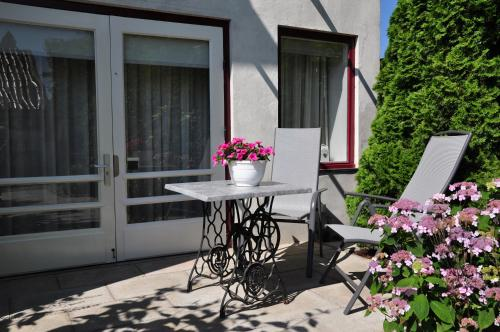 Deluxe Doppelzimmer mit Gartenblick - barrierefrei (Deluxe Double Room with Garden View - Disability Acces)