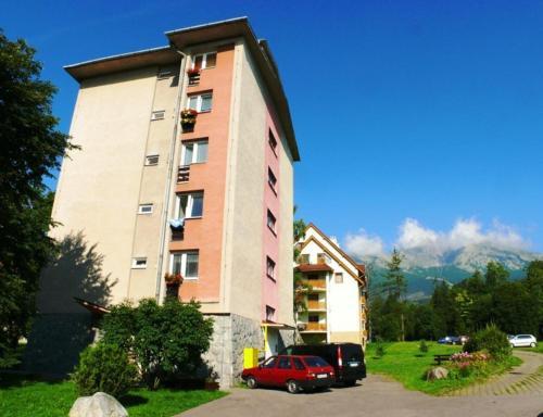 Отель Apartman Dinda 0 звёзд Словакия