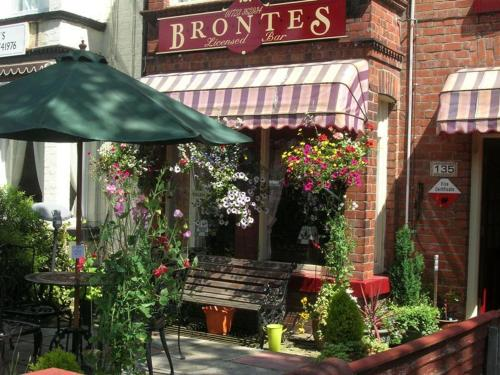 Brontes Guest House,Scarborough