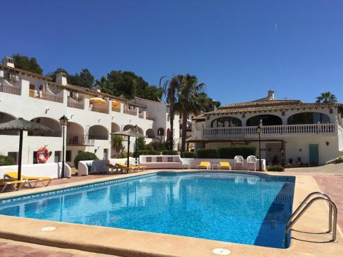 Hotel Los Limoneros, hotel en Moraira