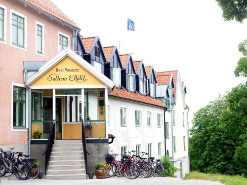 Photo of Best Western Solhem Hotel Hotel Bed and Breakfast Accommodation in Visby N/A