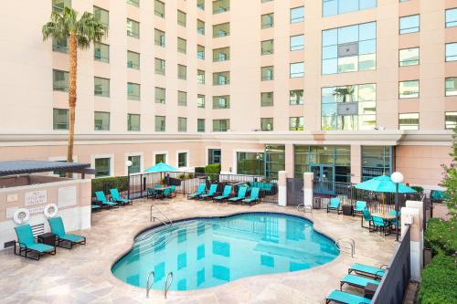 Residence Inn By Marriott Las Vegas Hughes Center NV, 89109